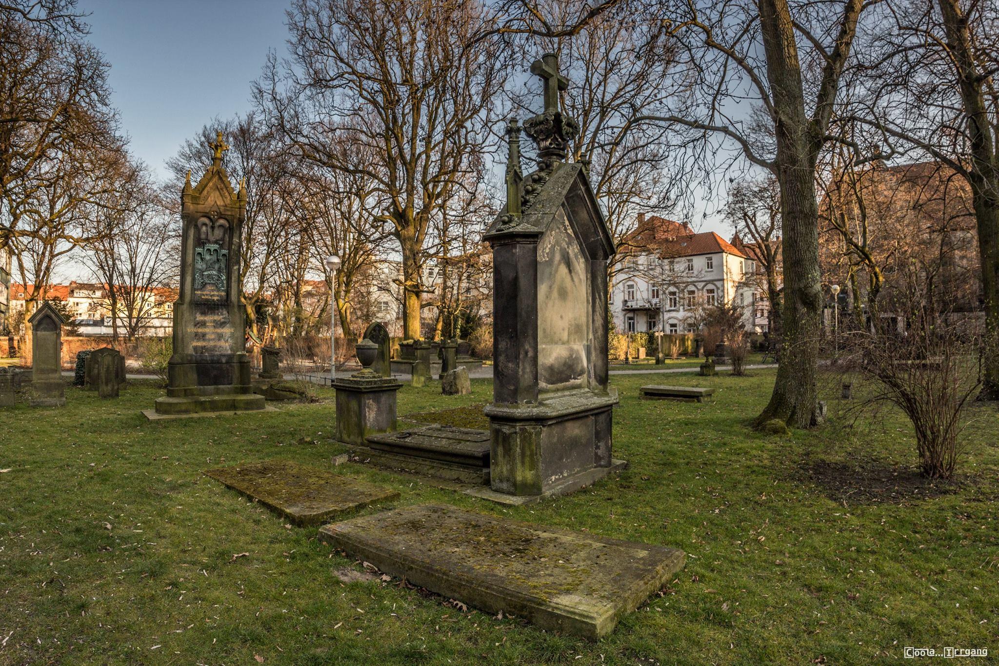Gartenfriedhof Hannover