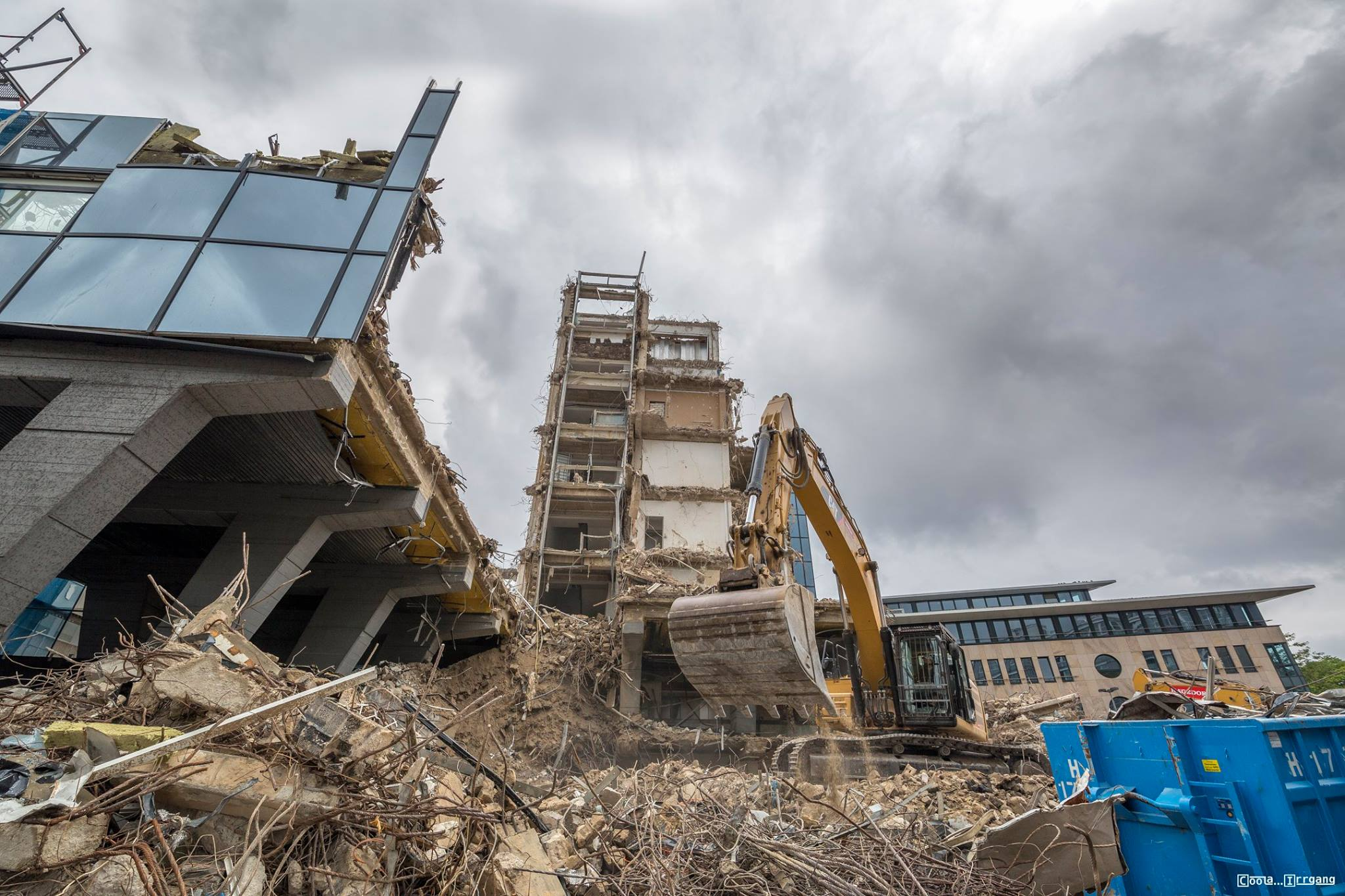 Ärztehaus Hannover wird abgerissen