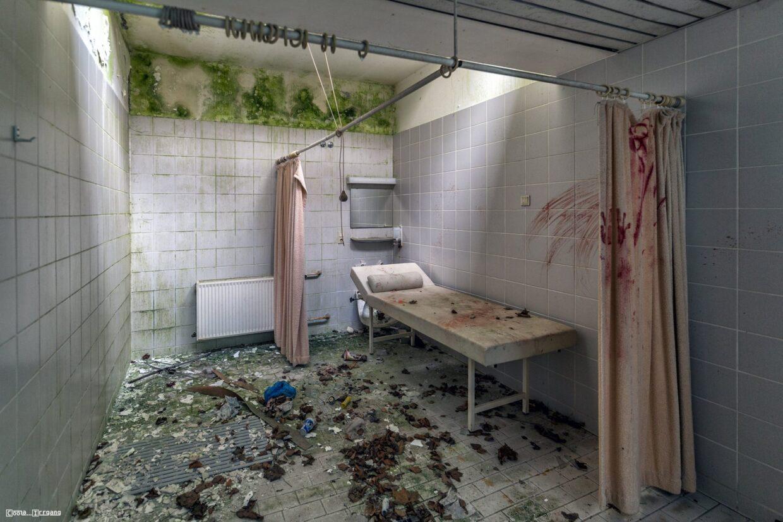 Verlassene Heilstätten und Fachkliniken