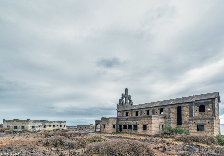 Sanatorio de Abona - Lepra-Dorf