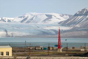 Pyramiden Spitzbergen