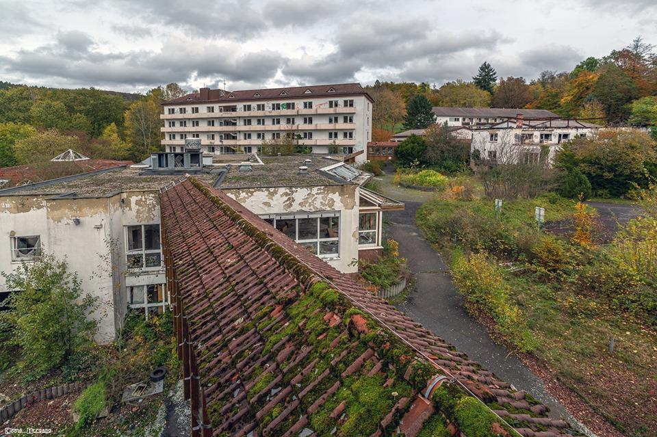 Ehemalige Reha-Klinik Neukirchen