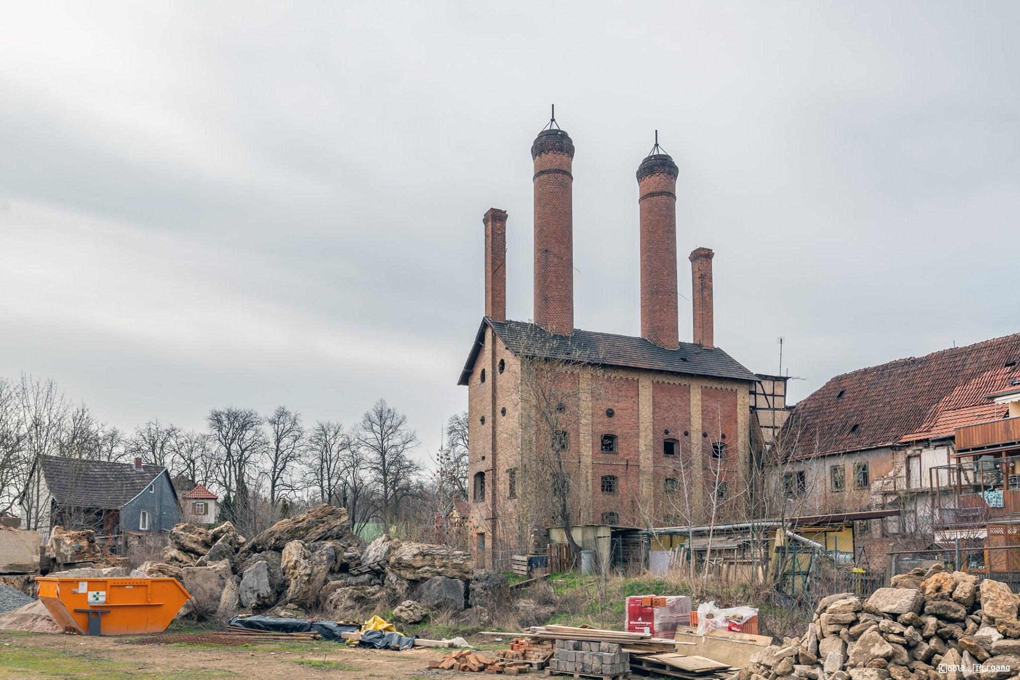 Malzfabrik Bad Langensalza
