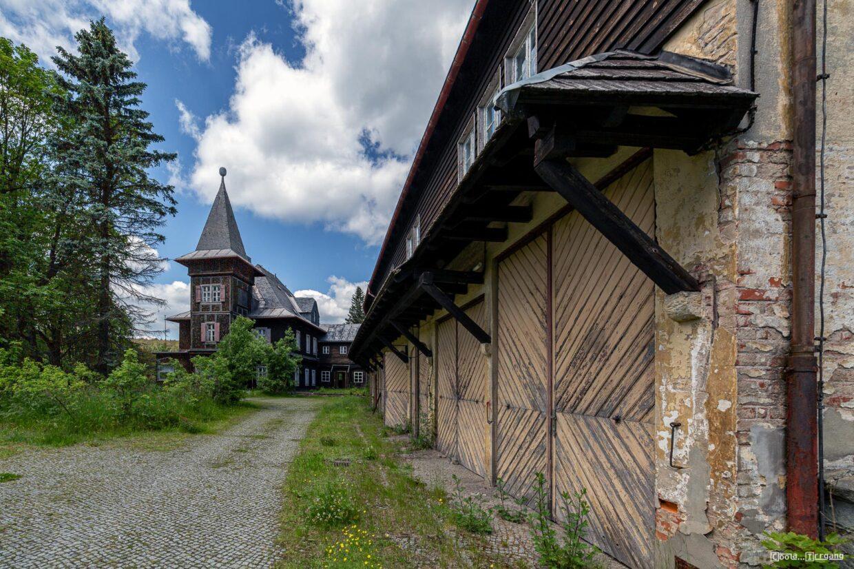 Jagdschloss R.
