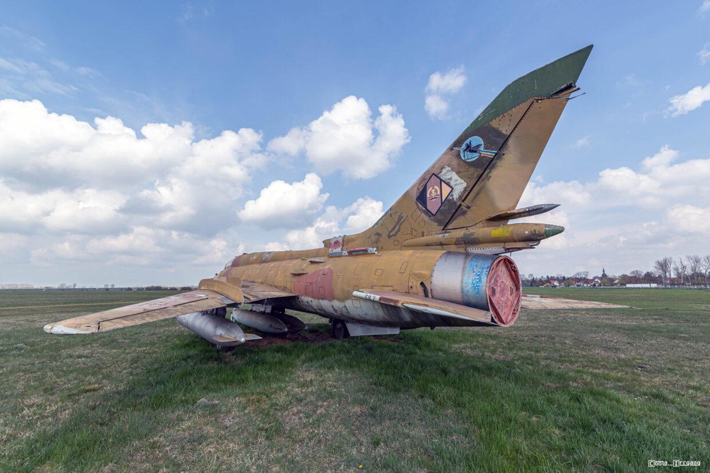 Kampfflugzeuge der NVA